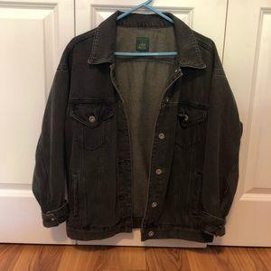 Perfect oversized denim jacket